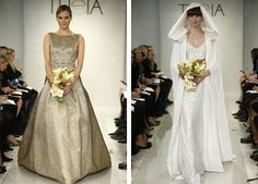 Fall 2014 Bridal Week Wedding Dresses on TahoeUnveiled.com ~ Designer: Theia