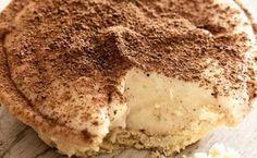Pronutro Tart Cake Cookies, Soul Food, Tiramisu, Tart, Sweet Tooth, Sweets, Chocolate, Baking, Ethnic Recipes
