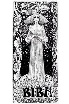 IN BIBA: A Graphic Romance by Delisia Howard, published by Hazard Books, 2004 Illustrations by Chris Price Biba Fashion, Fashion Mode, Vintage Fashion, Vintage Clothing, Art Nouveau, Art Deco, Barbara Hulanicki, Fashion History, Art Inspo