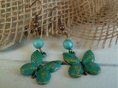Martinuska / tyrkysové motýle