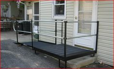 Handicapped Ramps for Rent or Purchase