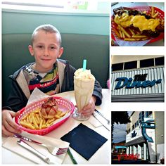 If you visit Butlins Minehead definitely stop off at The Diner on site. They have the most delicious American Diner style food I have tasted!   http://www.tantrumstosmiles.co.uk/2017/08/our-family-holiday-at-butlins-minehead.html