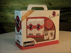 #Box #Corse : CORSICA CAFES