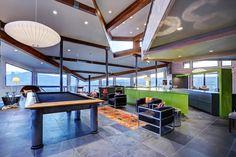Game room located in Park City, Utah [1000 x 666] - Interior Design Ideas, Interior Decor and Designs, Home Design Inspiration, Room Design Ideas, Interior Decorating, Furniture And Accessories