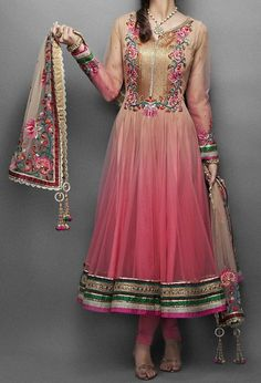 KUTS &PATTERNS Anarkali an frock collection