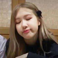 Meme Faces, Funny Faces, Black Pink Kpop, Rose Icon, Blackpink Members, Blackpink Funny, Love Cover, Rose Park, Blackpink Photos
