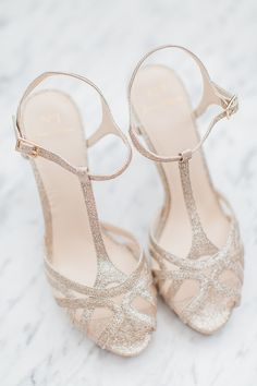 2c4dda47e66df4 Bride Bridal Shoes Heels Gold Strappy Chiltern Open Air Museum Wedding  Terri  amp  Lori Fine