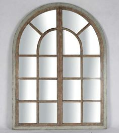 Large wooden Frame Italian countryside rustic window design wall mirror by American Decor Wholesale, http://www.amazon.com/dp/B0073WAQVG/ref=cm_sw_r_pi_dp_nwxIpb1TE0F4R
