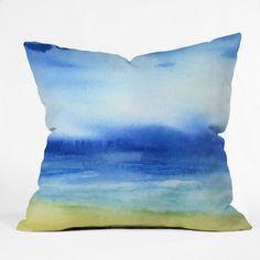 e605b3980f Amazon.com  DENY Designs Jacqueline Maldonado Sea Church Throw Pillow