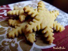 Snowfalke cookies
