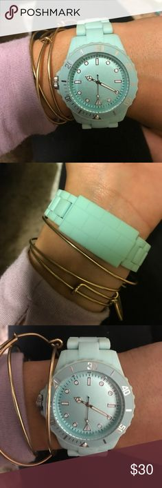 Tiffany blue watch Very cute and in great condition Accessories Watches