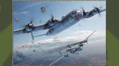 3RD REICH althis LW Messerschmitt Me 264 Amerika Bomber