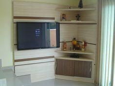 decoração de sala de visitas com lareira de canto e televisão - Pesquisa Google