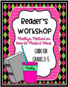 I'm so proud that this product has been featured as a best selling reader's workshop guide! NOTE: This package includes my Reader's workshop n. Guided Reading Groups, Reading Lessons, Reading Resources, Teaching Reading, Reading Centers, Readers Notebook, Social Studies Notebook, Readers Workshop, 5th Grade Activities