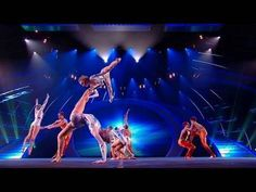 Remember Spellbound? Here is the now Guinness World Record holders at their very beginning on Britain's Got Talent. #amazingstunts #gymnasticsgroups