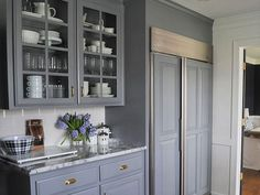 Painted Kitchen Cabinet Ideas to Freshen up Your Kitchen