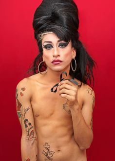 These Portraits Of Mexican Drag Queens Will Make Your Day