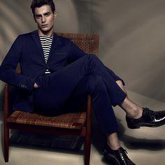 Gucci Cruise 2015 campaign, shot by photographers Mert Alas and Marcus Piggott