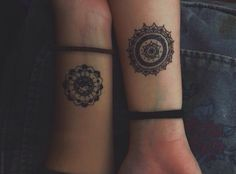 Love the one on the left with the yin yang in the middle!!