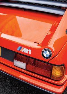 Some things happen only once in the automotive world, a spark of brilliance never to be duplicated. The BMW is one of those occurrences. Read More about the 1980 BMW from the automotive experts at Motor Trend Classic. Bmw M1, Bmw 2002, Classic Cars, Photo Galleries, Motors, Badge, Vintage Classic Cars, Motorbikes, Badges