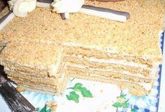 Jednoduchý kávovník ala medovník Vanilla Cake, Sweets, Bread, Recipes, Pastries, Gardening, Google, Dessert Ideas, Food Food