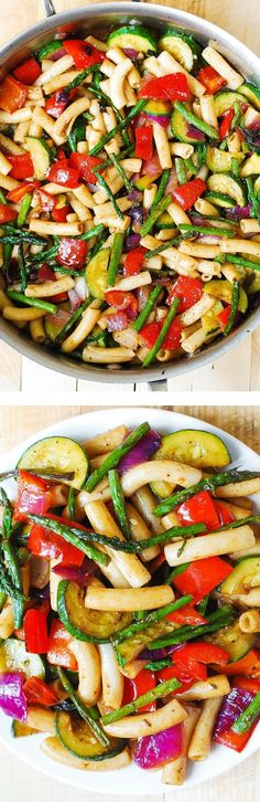Pasta Salad with Roasted Vegetables - a delicious way to utilize lots of veggies in a healthy, satisfying main dish!Healthy Pasta Salad with Roasted Vegetables - a delicious way to utilize lots of veggies in a healthy, satisfying main dish! Healthy Pasta Salad, Veggie Pasta, Healthy Pastas, Veggie Dishes, Pasta Dishes, Quinoa Pasta, Vegetable Salad, Chicken Pasta, Vegetable Recipes