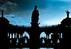 Monumento a la virge. Maracaibo