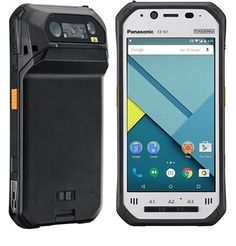 Panasonic Toghpad Rugged Smartphones Announced