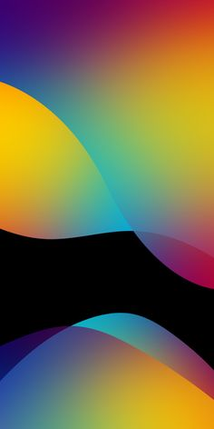 Black Hd Wallpaper Iphone, Rainbow Wallpaper, More Wallpaper, Apple Wallpaper, Colorful Wallpaper, Wallpaper Backgrounds, Colorful Backgrounds, Iphone Backgrounds, Iphone Wallpapers