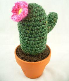 Resultado de imagen para crochet cactus