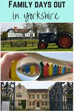 A variety of recommended ideas for family days out in Yorkshire, from parks to museums, farms to places to eat. Days Out With Kids, Family Days Out, Family Life, Scenery Photography, Night Photography, Landscape Photography, Travel With Kids, Family Travel, Days Out In Yorkshire