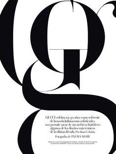 página de revista.
