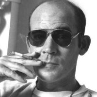 Top Ten - Top 10 Hunter S. Thompson Quotes - Top 10 - Fear and Loathing in Las Vegas - Great Shark Hunt - Rolling Stone - Gonzo Papers - Generation of Swine Fear And Loathing, Hunter S Thompson Quotes, Las Vegas, Legal Highs, Fritz Lang, Bedtime Stories, The Best, Famous People, Face