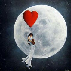 Te espero en la Luna.