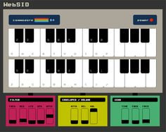 10 Virtual Instruments You Can Play In Your Web Browsers