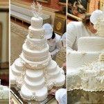Royal Wedding Cake photo
