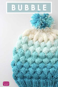 525 Best Knit Hat Patterns images in 2019   Yarns, Crochet patterns