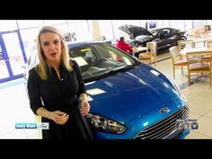 2016 Ford Fiesta Walkaround | Andy Mohr Ford | Indianapolis, Indiana - YouTube