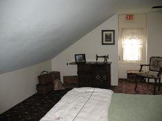 Lizzie Borden Bed & Breakfast- 3rd floor