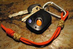 Simple Key Lanyard