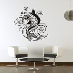 koi wall art - Google Search