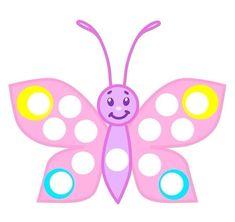 ПЛАСТИЛИНОВЫЕ ЗАПЛАТКИ   OK.RU Card Games For Kids, Diy For Kids, Album, Children, Cards, Notebooks, Activities, Colors, Insects