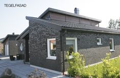 Trä, puts eller tegel på din fasad när du ska bygga nytt hus med Myresjöhus.