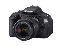 Canon EOS 600D Digital SLR Camera: Amazon.co.uk: Camera & Photo
