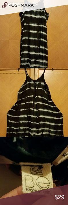 BE Tye Dye sun dress Beautiful BE Tye Dye sun dress size XL gently love BE Dresses