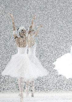 White on white on white.                                                                                                                                                      More