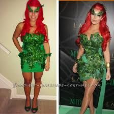 Homemade Poison Ivy Costume Ideas Inspired by Kim Kardashianu0027s 2011 Poison Ivy.  sc 1 st  Pinterest & Cool Poison Ivy Costume | Pinterest | Poison ivy costumes Ivy ...