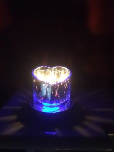 Ideas to use with the colour changing base. Warm hearts tealight holder,  used with a colour changing base. https://samanthamarshall.partylite.co.uk/Home
