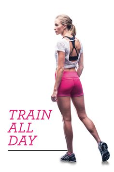#Train all-day to reach your #fitness #goals with #ASICS Women's apparel. #women #shop #gym #apparel