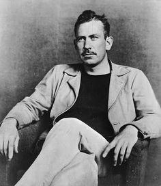 La tarde del jueves 27 de febrero celebramos y leemos a John Steinbeck (Salinas, California, 27 de febrero de 1902 – Nueva York, 20 de diciembre de 1968)